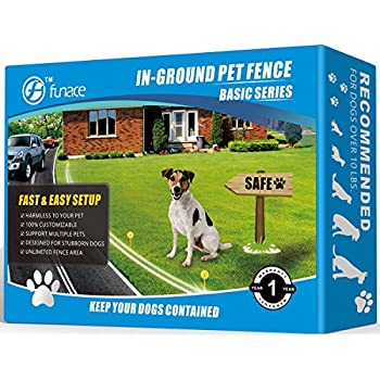 Amazon Com Funace Wireless Pet Fence Containment System