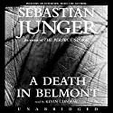 A Death in Belmont Audiobook by Sebastian Junger Narrated by Kevin Conway