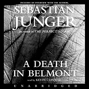 A Death in Belmont Audiobook