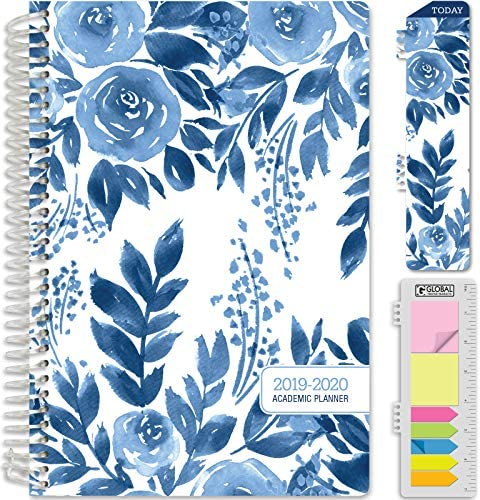 HARDCOVER Academic Year 2019 2020 Planner product image