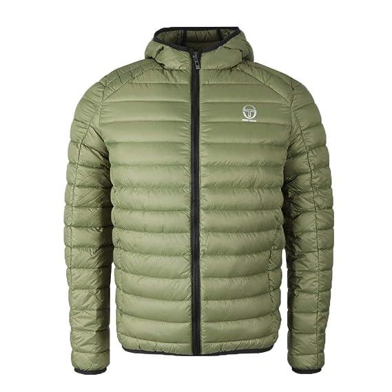 uk Ives Olive Amazon Clothing Jacket Sergio Tacchini co 17wqYY