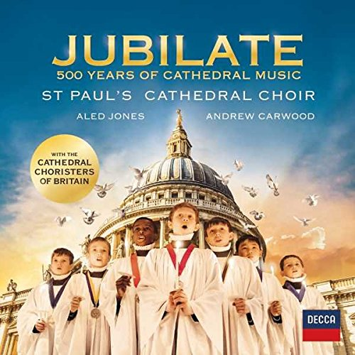 (Jubilate - 500 Years Of Cathedral Music )