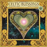Celtic Blessings: Illuminations by Michael Green 2015 Wall Calendar