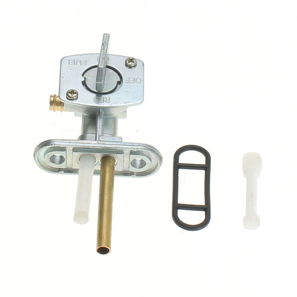NICOLIE Pompe /À Gaz Petcock Fuel Robinet Interrupteur Pour Yamaha Blaster 200 Yfs200 88-06