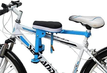 bouncevi Asiento De Bebé para Bicicleta Portabebés De Seguridad ...