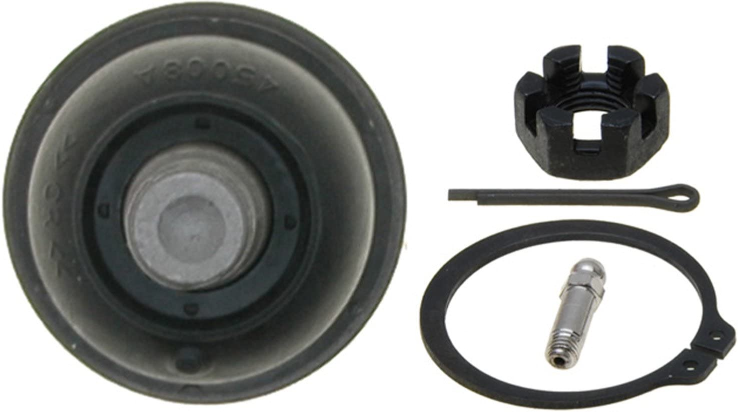 ACDelco 46D2278A Advantage Front Lower Suspension Ball Joint Assembly