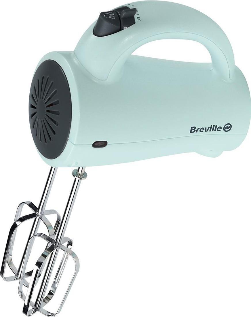 Breville Pick and Mix Hand Mixer, 200 W - Pistachio: Amazon.co.uk ...