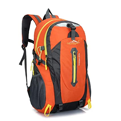 57060a3b8305 Amazon.com: Glumes 40L Hiking Backpack Outdoor Sport Daypack Travel ...