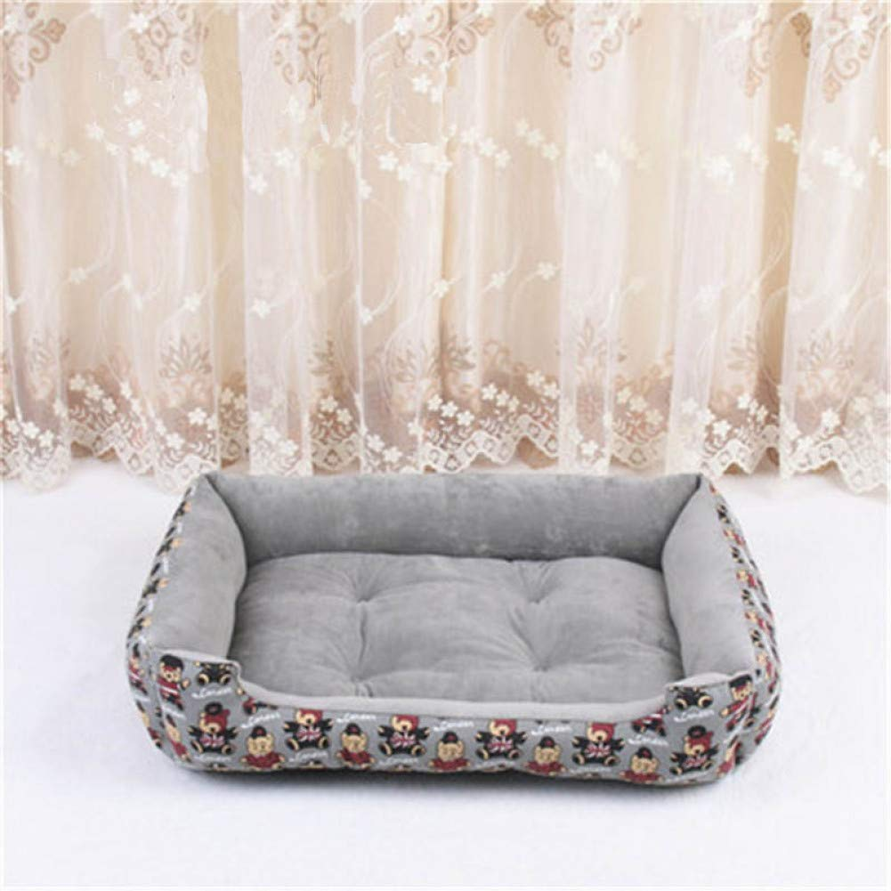 C7 50X38X15cm CZHCFF Cozy Pet Dog Bed Mat Plus Size Big Dogs Puppy Bed Mat House Cat Sofa Kennel Cushion Bedding for Small Medium Large Dogs SXXL