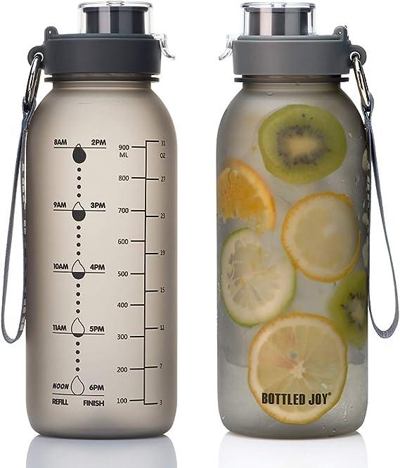 BOTTLED JOY 32oz Water Bottle