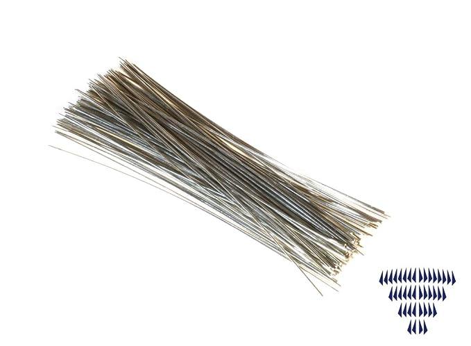 Farben Kettelstifte Nietstifte Bastelbedarf DIY versch Dicke 1 mm basteln NEU