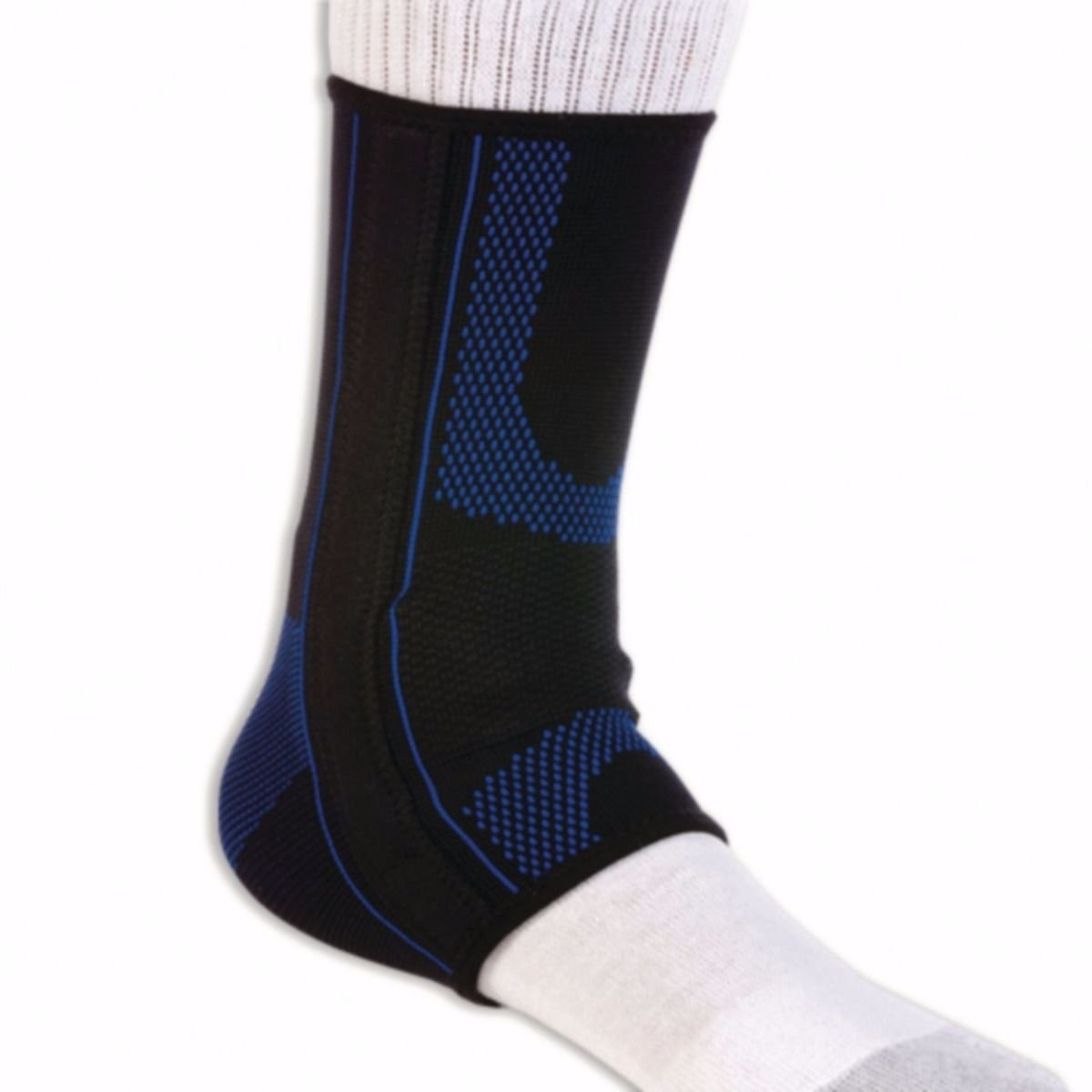 Physical Therapy Aids 081576628 Pro-TEC Gel-Force Ankle Support Large by Physical Therapy Aids