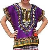 RaanPahMuang Unisex Bright Africa Colour Children