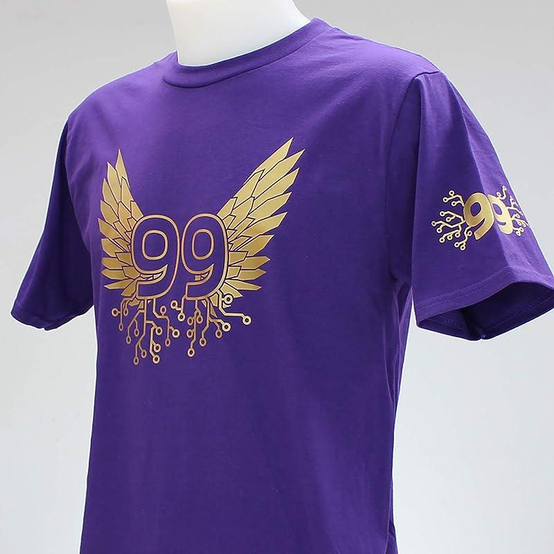 Angel 99. Camiseta morada chico: Amazon.es: Handmade