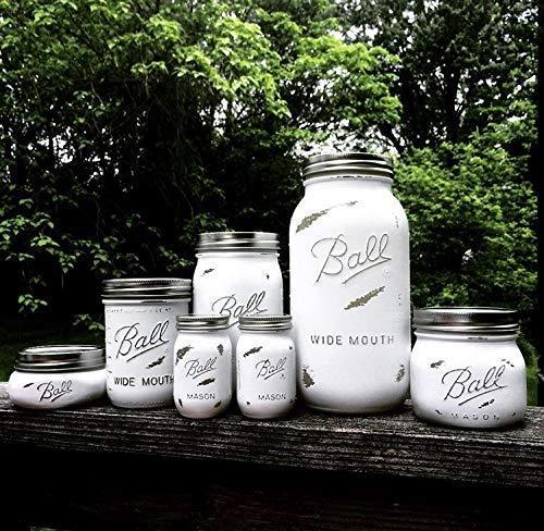 Cottage Style Mason Jar