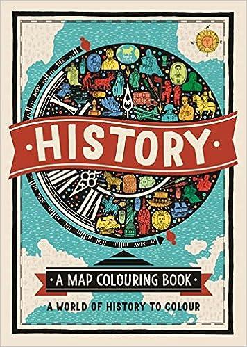 History a map colouring book a world of history to colour map history a map colouring book a world of history to colour map colouring books 3 amazon charlotte farmer libros en idiomas extranjeros gumiabroncs Images