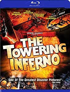 Towering Inferno, The Blu-ray