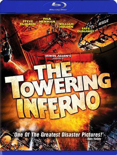 Blu-ray : The Towering Inferno (, Dubbed, Dolby, AC-3, Digital Theater System)