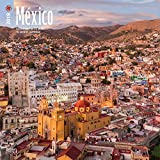 Mexico 2018 12 x 12 Inch Monthly Square Wall Calendar, Bilingual Spanish and English language Scenic Nature (Spanish Edition) (Spanish and English Edition)