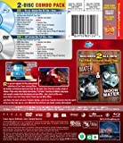 Cars Toon: Maters Tall Tales (Two Disc Blu-ray/DVD Combo)