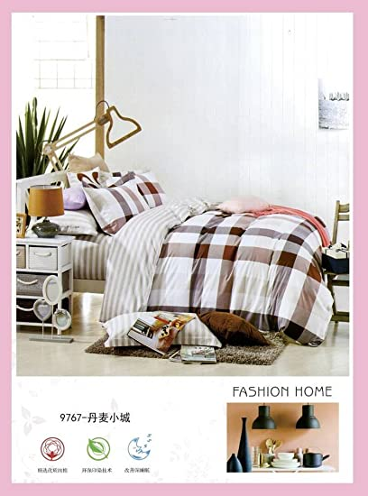 4acd585c6d Innovative Edge bedsheets latest design king size bedsheet for double bed  pure cotton bedsheets: Amazon.in: Home & Kitchen