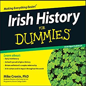 Irish History for Dummies Hörbuch