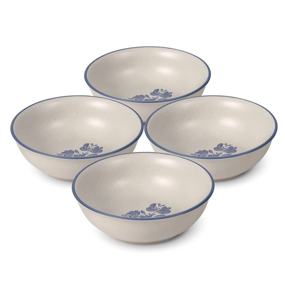 Pfaltzgraff Yorktowne Soup/Cereal Bowl (12-Ounce, Set of 4)