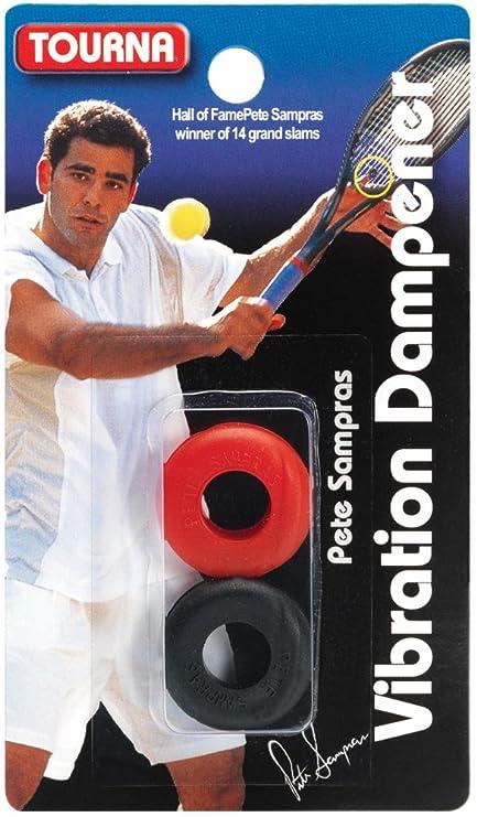 Pete Tourna Tournagrip Sampras medienmensch Amortiguador 2er: Amazon.es: Deportes y aire libre