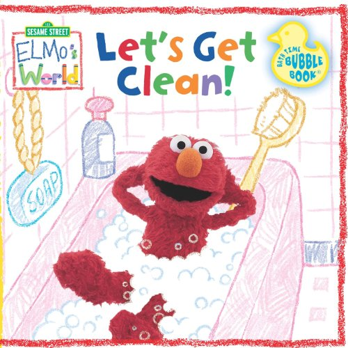 h Time Bubble Book (Sesame Street Elmo's World) (Elmo Bath)