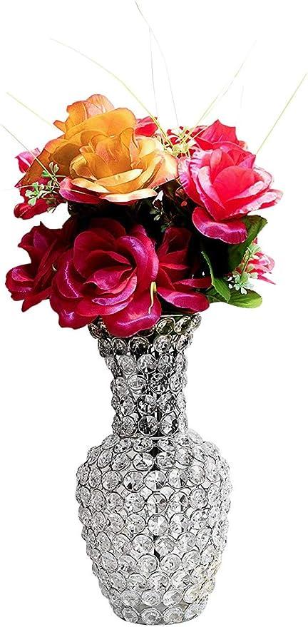 Macetas hecho a mano florero de cristal boda fiesta evento mesa ...