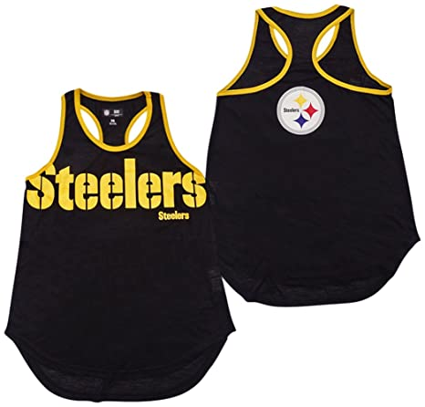 quality design 1d2bc 3cb98 Amazon.com : G-III 4her by Carl Banks Pittsburgh Steelers ...