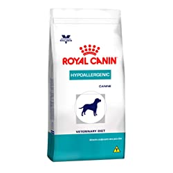 Ração Royal Canin Canine Veterinary Diet Hypoallergenic para Cães Adultos com Alergias 10kg Royal Canin Raça Adulto