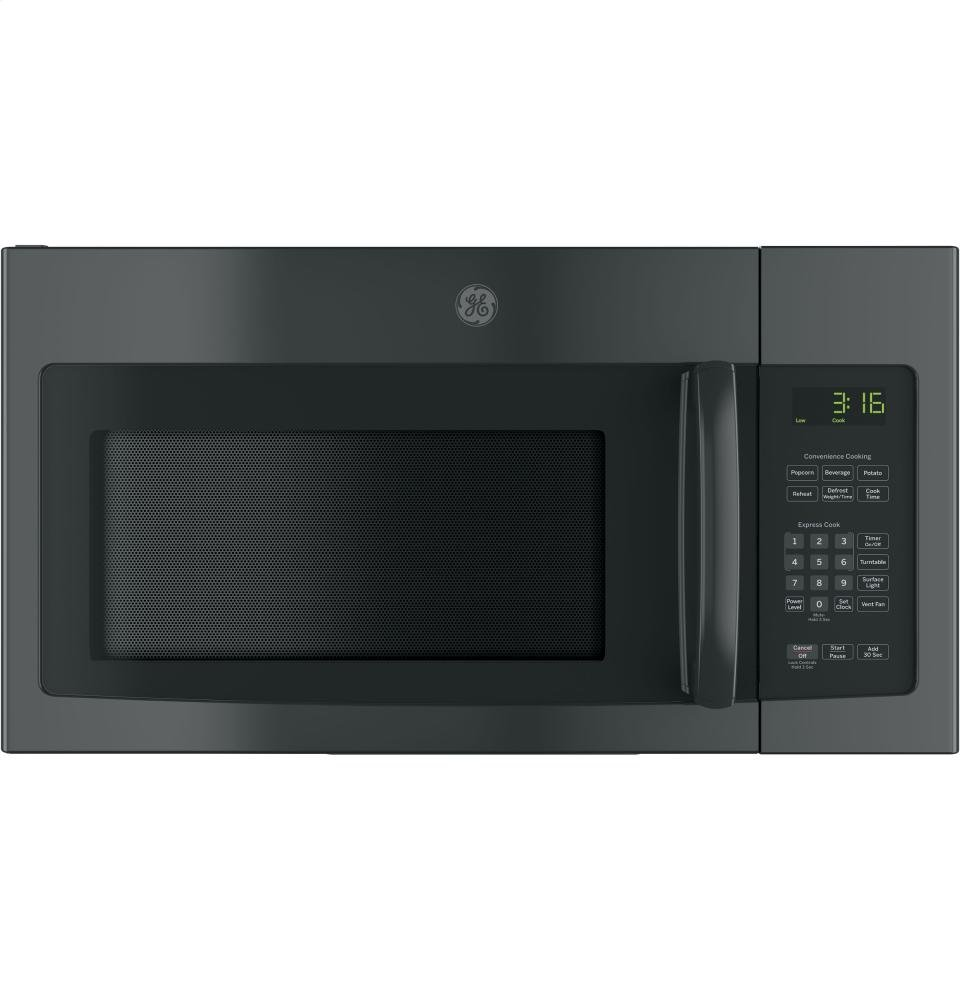 GE JNM3163DJBB Over-the-Range Microwave 1.6