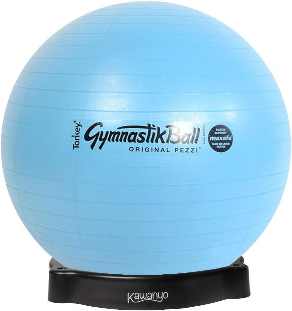 Gymnastic ball Original Pezzi Gymnastik Ball Maxafe 65 cm Blue