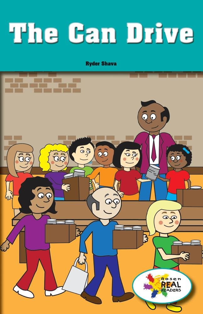 Download The Can Drive (Rosen Real Readers: Social Studies Nonfiction/Fiction: Fam) Text fb2 book
