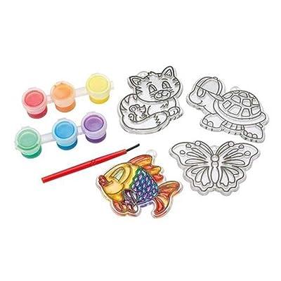 Toysmith Mini Sun Catcher Kit: Toys & Games