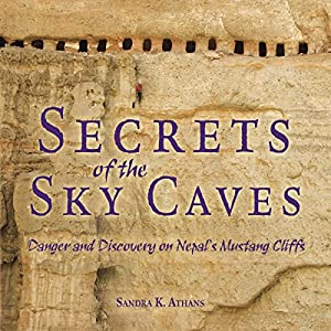 Secrets of the Sky Caves Audiobook