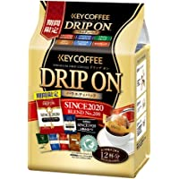 Key Coffee Drip On Variety Pack, 96g