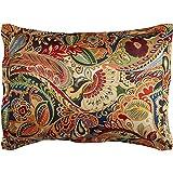 Pier 1 Imports Vibrant Paisley Standard Pillow Sham