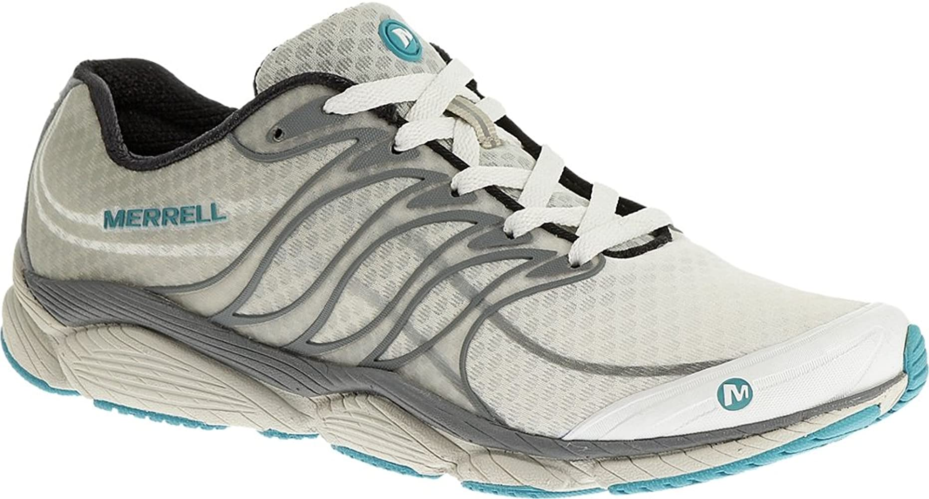 Zapatillas de trail running para mujer All Out Flash, Blanco, 6 M ...