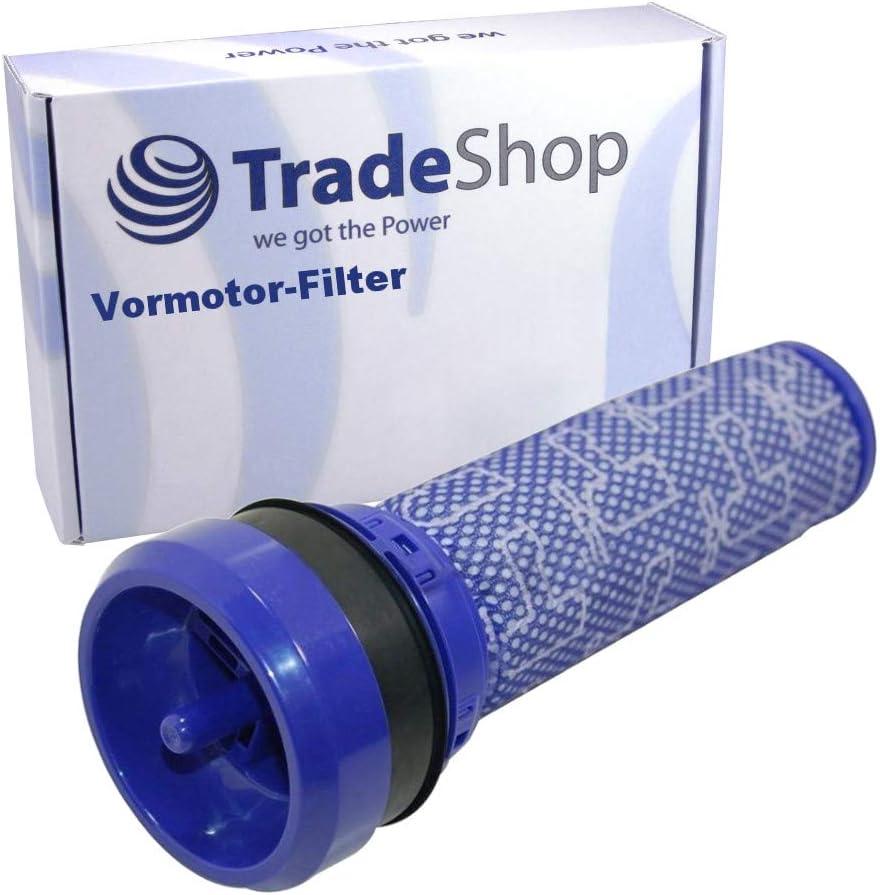 Trade-Shop Premium Vormotor-Filter Ersatzfilter waschbar ersetzt 923413-01 für Dyson DC28 DC28c DC33 DC33c DC37 DC37c DC39 DC39c DC39 Animal DC39 Animal Complete DC39 Animal Limited Edition: Amazon.es: Hogar