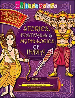 Diwali Special- Stories, Festivals and Mythologies of India by [CultureDabba, Team]