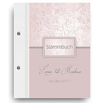 """Stammbuch der Familie /""""Light/"""" A4 taupe Familienbuch Stammbücher Dokumente"""
