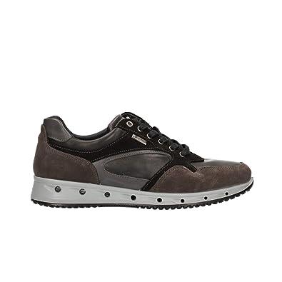 IGI&Co Sneakers Scarpe Uomo Grigio Gore Tex Surround 21389
