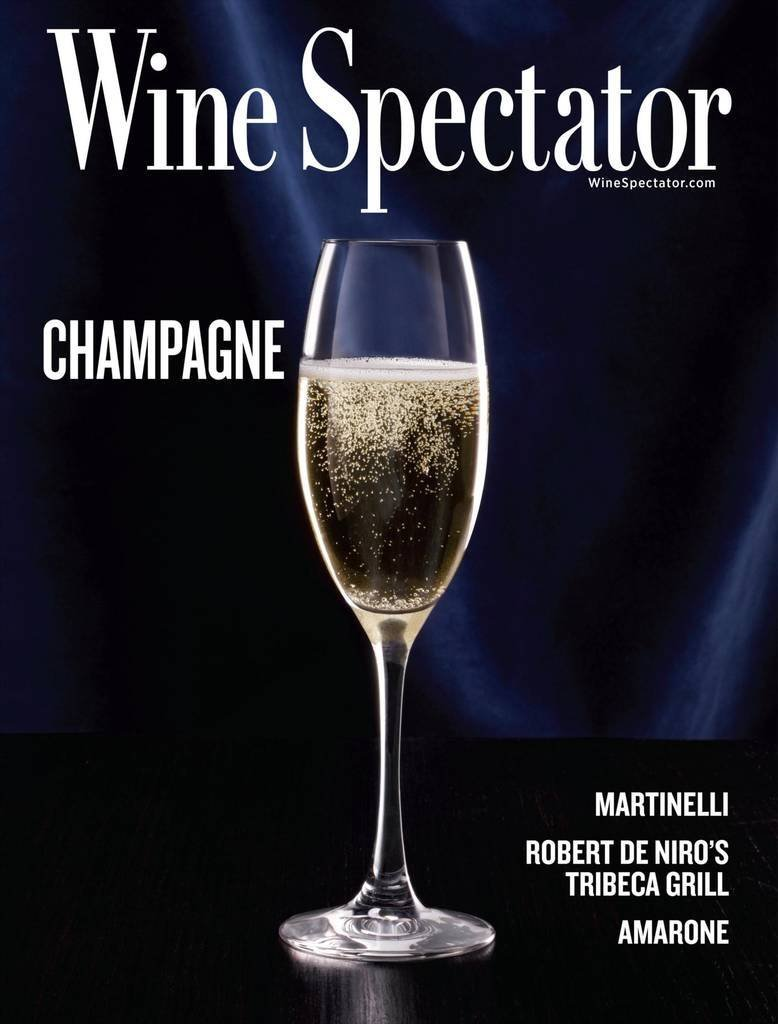 Wine Spectator Magazine December 15, 2016  Champagne PDF