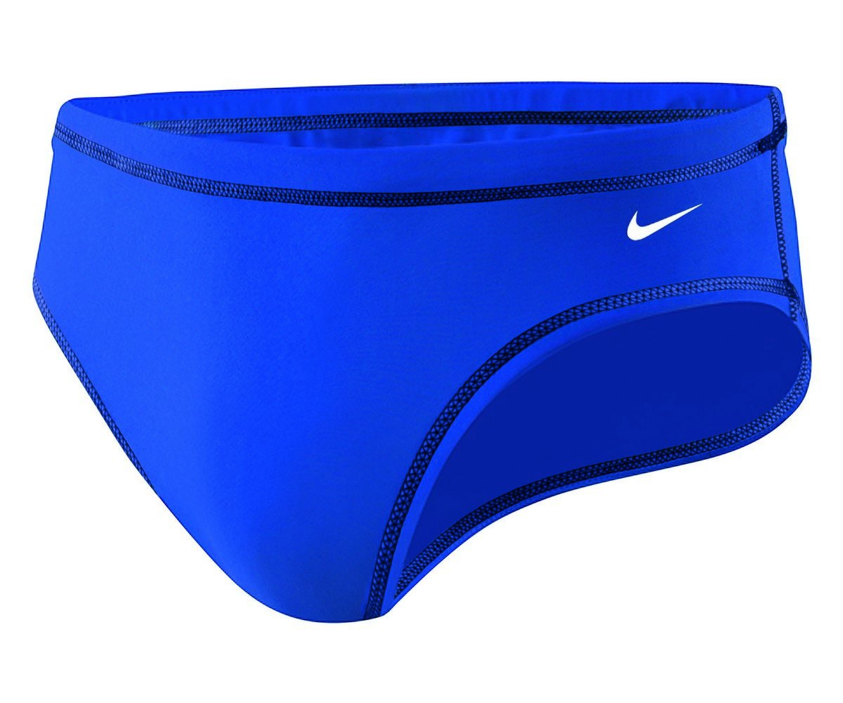 Nike Men's Solids Water Polo Suit 26 Game Royal