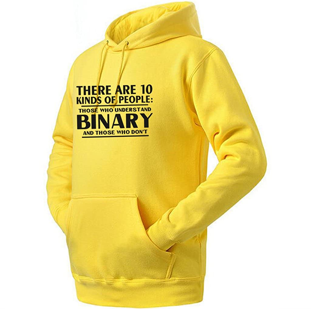Ptarmigan There Are 10 Kinds Of People Binary Math Humor Unisex Hoodie