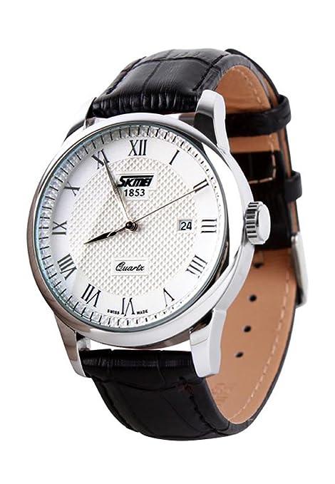 Relojes de Hombre Sports Luxury Watches Business Casual Quartz De Hombre Para Caballero RE0018