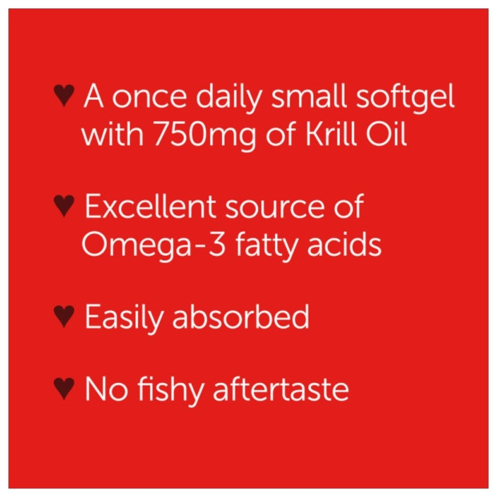 MegaRed Ultra Concentration Omega Krill Oil 750mg, 40 ct (Pack of 10) by Schiff (Image #4)