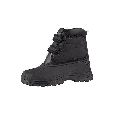 Mountain Warehouse Grit Womens Short Muck Boots -Waterproof Rain Shoe | Rain